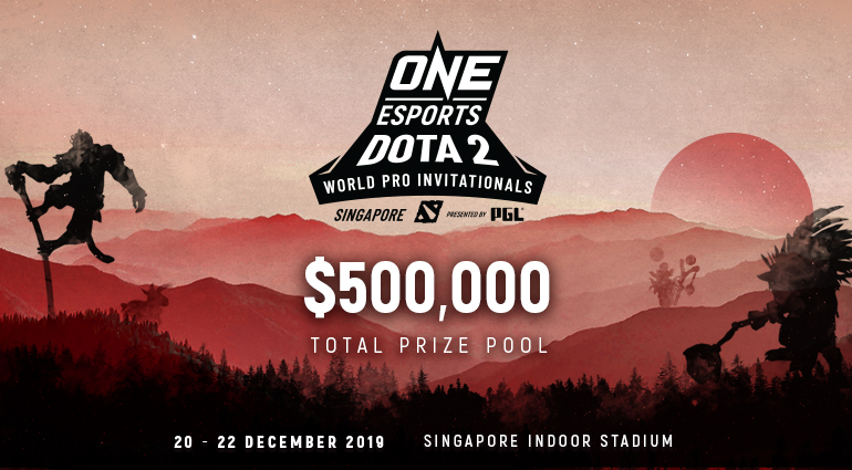 ONE Esports Dota 2 World Pro Invitational