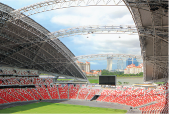 National Stadium Viewing