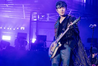 JJ Lin Sanctuary World Tour